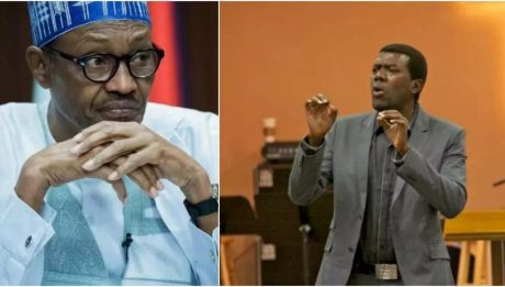 Buhari in trouble, Sagay has exposed APC – Reno Omokri