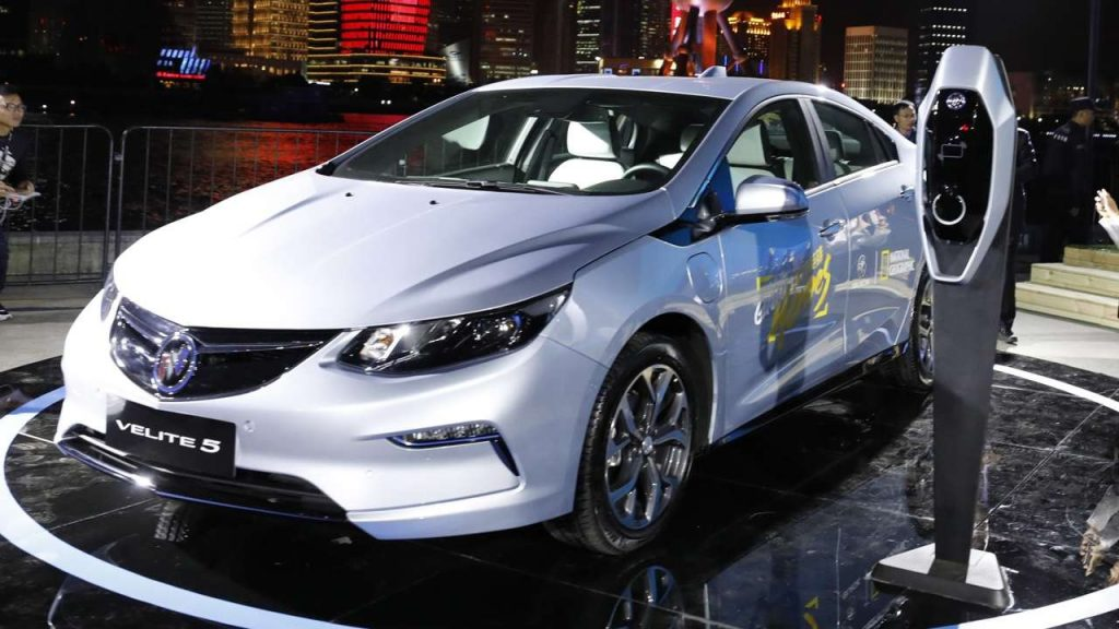 China Electric Cars