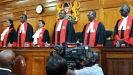 Court orders new Kenyan presidential election
