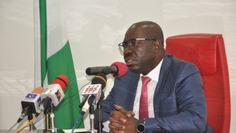 Fraud: Edo sacks perm sec. suspends others