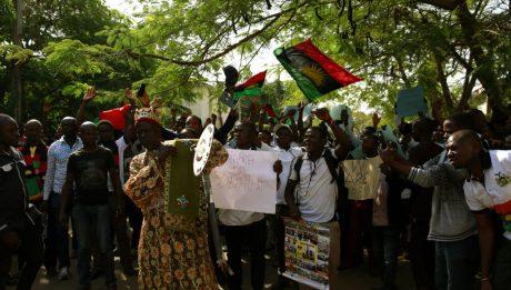 IPOB members clash with Hausa community