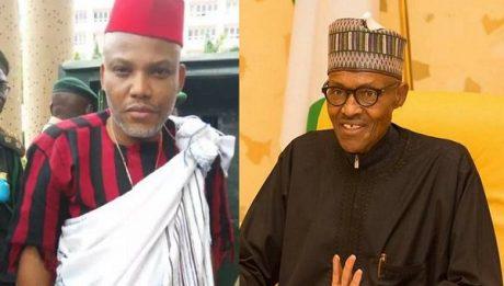 IPOB to Buhari: Tell us what you did to Kanu