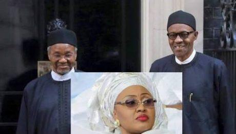 Leaked audio reveals Mamman Daura discussing Buhari's health