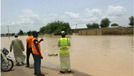 NEMA warns 8 states ahead of catastrophic flooding