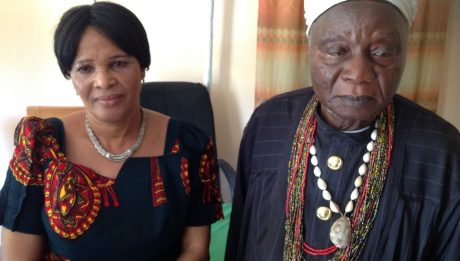 Nnamdi Kanu's father raises the alarm: FG WANTS TO KILL MY SON