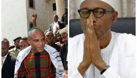What will happen to Nigeria if I'm rearrested – Nnamdi Kanu dares Buhari