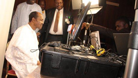 Nigeria Biometrics