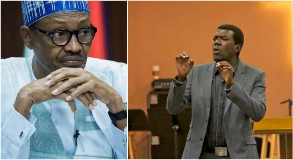Reno Omokri mocks Buhari