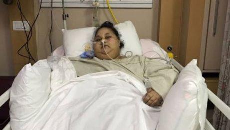 World's heaviest woman dies