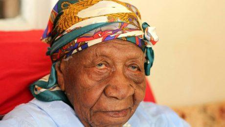 World's oldest woman dies in Jamaica