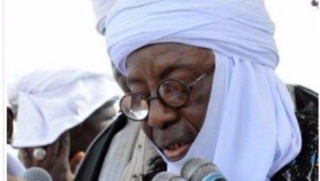Lagos Chief Imam is dead
