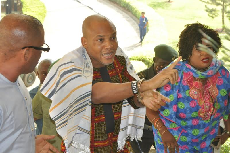Nigerian Army launches manhunt for Nnamdi Kanu as probe of foreign links begin