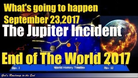 world will end on Sept. 23, 2017