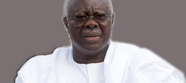 Chief Bode George