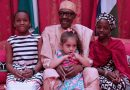 Buhari Hosts Young Female Supporters In Abuja