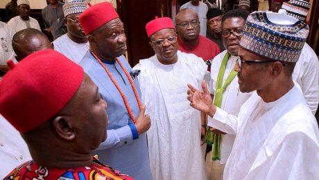 Buhari's govt. marginalizing Igbos