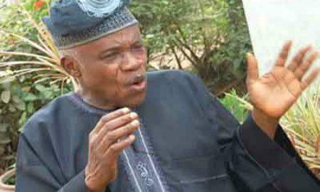 Chief Areoye Oyebola