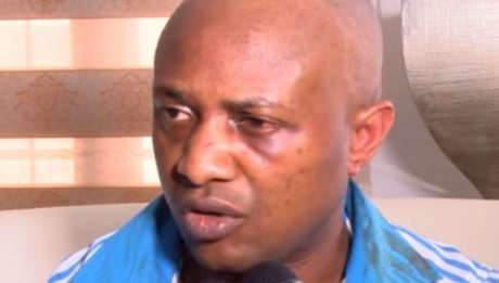 Evans' girlfriend breaks silence on 'rape' by policemen