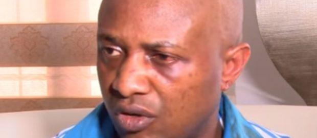 Evans' girlfriend breaks silence on 'rape' by policemen