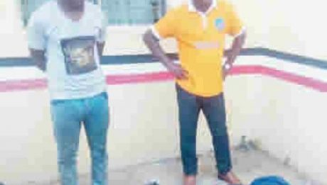 Fake doctor arrested for stealing N290,000 from blind man