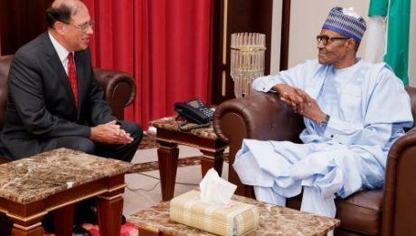 Mischievous People Twisted Buhari's Discussions With World Bank Boss – Presidency