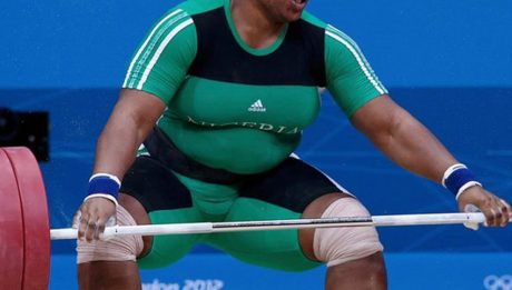 Nigeria shines at weightlifting championship in Uganda