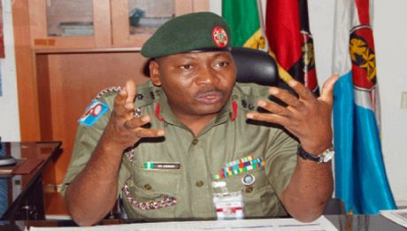 Nigerian Army speaks on Nnamdi Kanu's whereabouts
