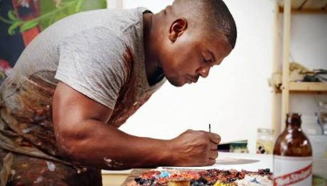 Nigerian Kehinde Wiley to paint Obama's portrait