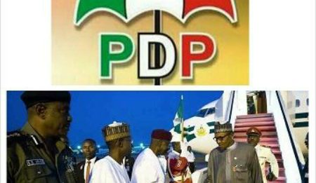 PDP demands Buhari's impeachment over Babachir Lawal, Oke's sack