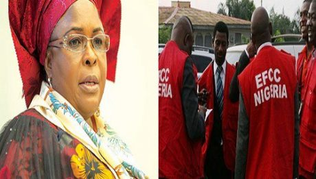 I'm being probed for supporting my husband – Patience Jonathan