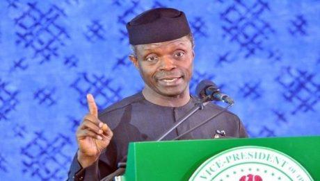 Osinbajo seeks revival of anti-corruption war