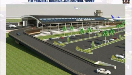 Proposed MKO Abiola International Airport