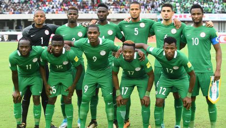 Eagles should be thinking of winning World Cup, says Erico