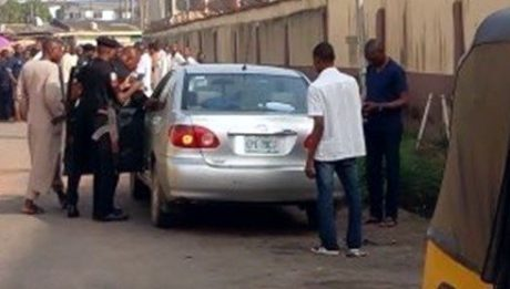 Lovers die mysteriously inside car during love making