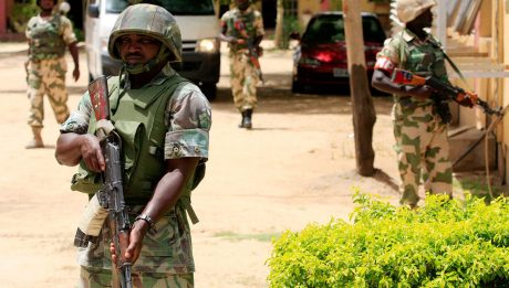 Two die, Army shoot three in ensuing clash
