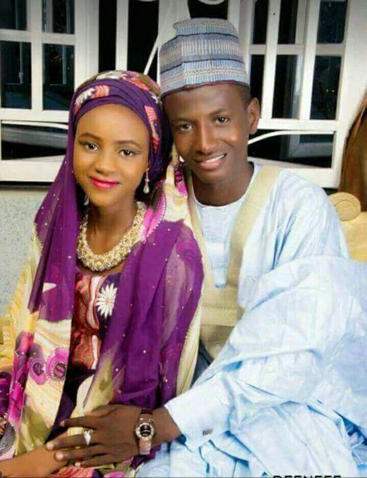 19-Year-Old Boy Marries 15-Year-Old Girl