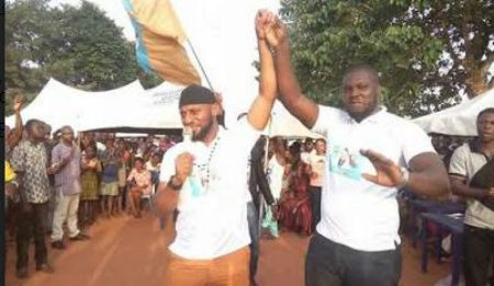 Anambra guber: Nollywood actor, Yul Edochie reveals running mate
