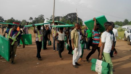 INEC fixes dates for Ekiti, Osun governorship elections