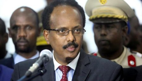 President escapes death after two suicide bombers strike