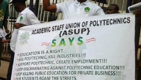 ASUP threatens to begin strike Nov. 13