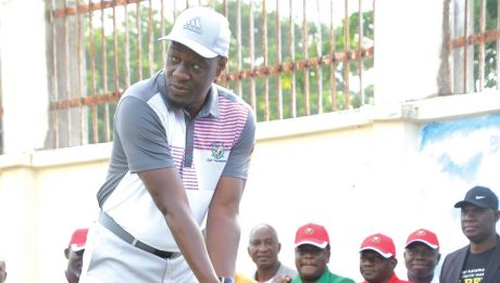 Kwara Open Golf Championship will soon become Nigeria's number event