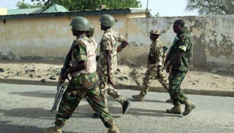 Troops kill dozens of terrorists, lose three soldiers in Borno