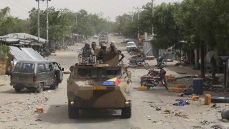 Boko Haram: Explosion rocks Maidugiri again