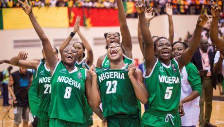 Buhari rewards D'Tigress with N17.5 million
