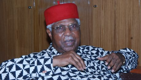 Family speaks on Alex Ekwueme's death rumour