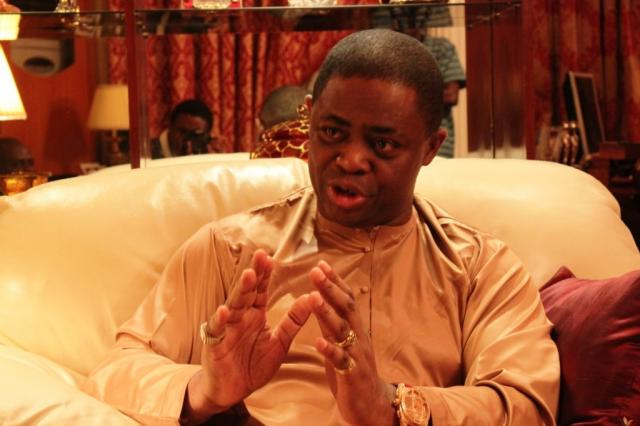 Wike Vs Amaechi: Fani-Kayode reacts to clash