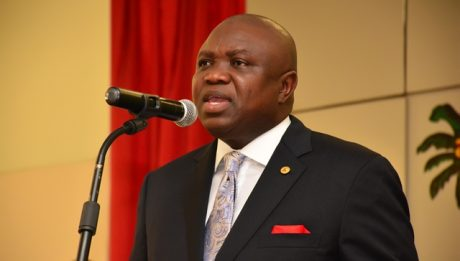 Government Akinwunmi Ambode of Lagos State