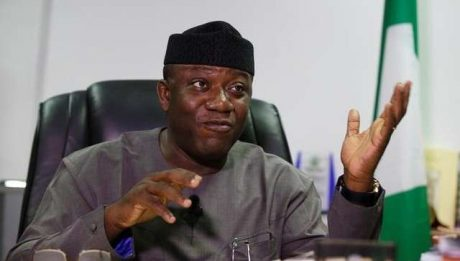 We have spent N700m ​to develop website – ​Fayemi