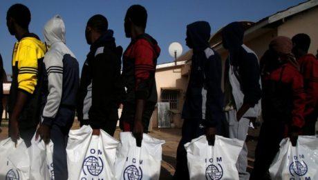 Nigeria has repatriated 242 migrants from Libya