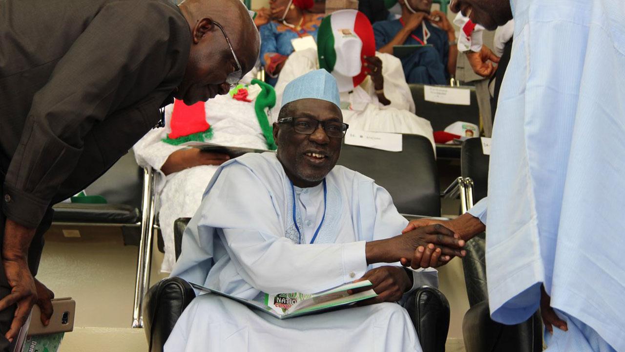 Leaders of the Peoples Democratic Party (PDP) met yesterday in Enugu